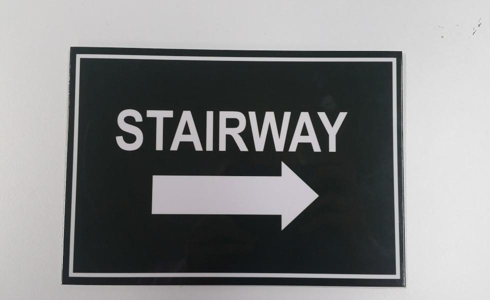 DecoSign wayfinding signs