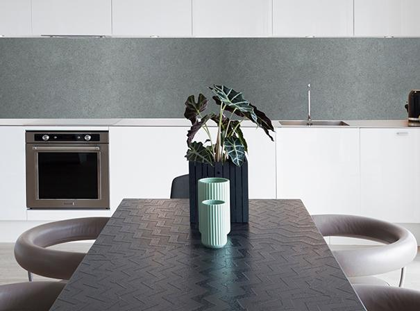 DecoCrete- concrete look splashback