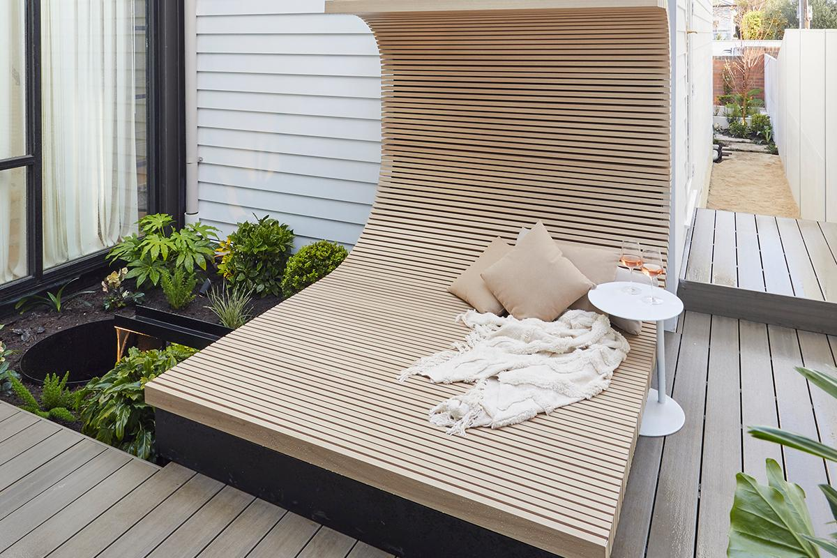 The Block Daybed